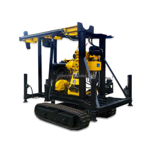 Track type borehole drilling machine price