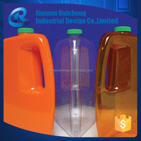 China supplier mold making 1 litre plastic water bottle blow mould
