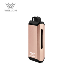 New e cigarette Wellon Ripple personal vaporizer pen refillable vaporizer pen with 2.0ml capacity