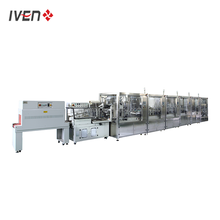 Modular type automatic vacuum blood collection tube machine production line
