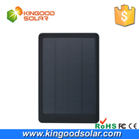 New products fast charging 2.1A USB 10000mAh solar wireless mobile phone power bank charger
