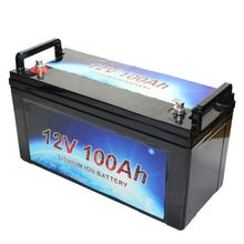 e-tech battery lithium 12v 100ah made by professional factory oem accepted