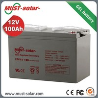 Hot selling 12v 20ah storage battery deep cycle gel battery