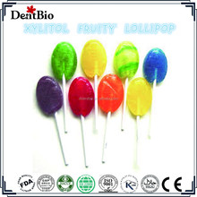 xylitol sugar free hard candy lollipop candy for kids