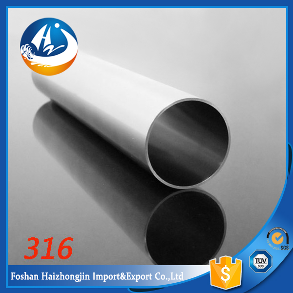 "316 grade 24"" outdiameter schedule 40 stainless steel pipe"