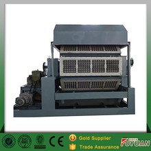 waste paper raw material egg carton box egg tray making machine