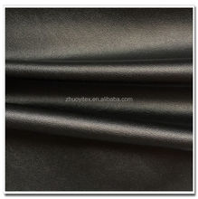high quality PU bonded with velvet wholesale artificial leather