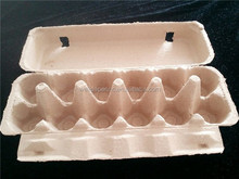 White Realistic Chicken Eggs For Crafting And Decor 2 1/2 Inch - One Dozen
