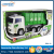 Alloy 1:50 scale model garbage truck toy for sale