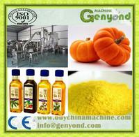 pumpkin flour processing line