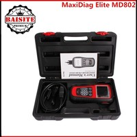 Powerful Function Original Autel Maxidiag Elite MD802 Pro All system DS Model Autel MD802 code diagnostic scanner