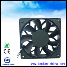 High temperature 135 cooling fan 120mm with PWM FG RD Function