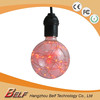 led star bulb colorful rgb flash copper wire lamp decorative christmas lights
