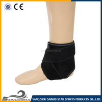 Free Sample High quality newstyle heating football shin pad ankle