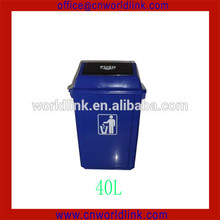 Best Quality Reasonable Price Fashion Designed Plastic Trash Can