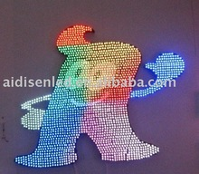 LED flashing light (ICRGB full color)*
