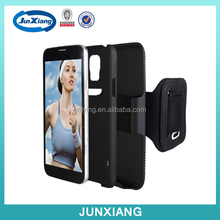 Sport armband holster case cover for samsung galaxy S5