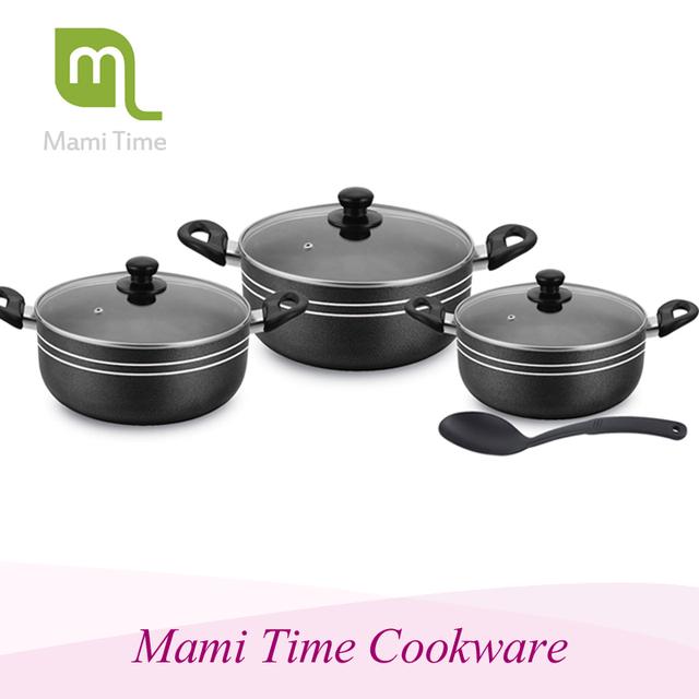 Nonstick cookware casserole saucepan saucepot in alibaba
