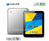 New and in stock 9.7 inch Yuandao/window N90 s dual core Android 4.1 RK3066 tablet pc