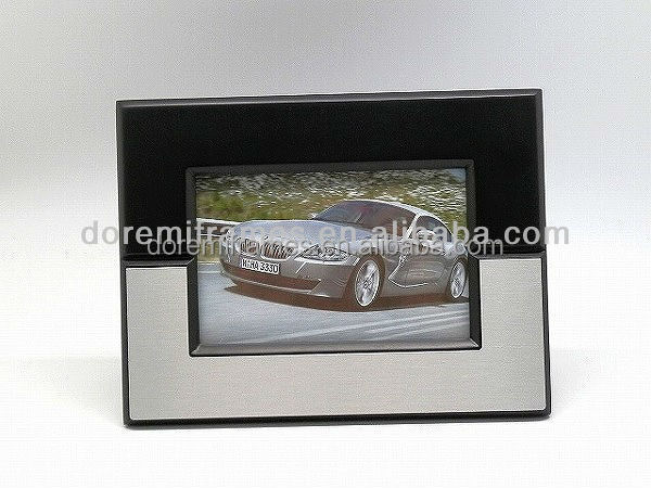 2015 Hot Selling Variety wooden picture frame for car's display