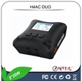 New Arrival H4 DUO AC touch 2-4S lipo battery charger 2x20W