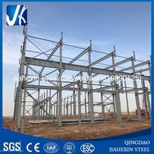OEM custom steel structural frame prefabricated homes