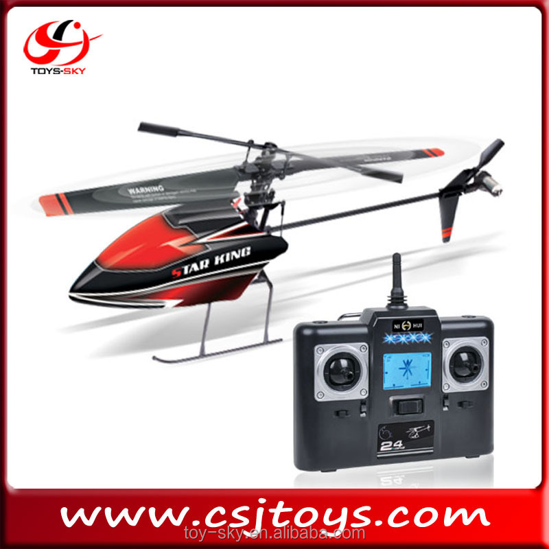 newest 4 Channel RC helicopter with gyro remote control model ariplane of rc aircraft