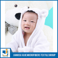 Wholesale customized good quality cheap bathrobes for kids