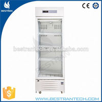 BT-5V236 CE ISO Medical 2-8 degree upright 2 to 8 degree medical refrigerator