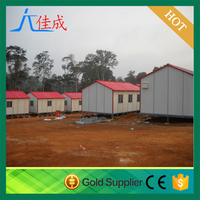 China gold supplier sandwich panel good insulation prefabricated bali houses