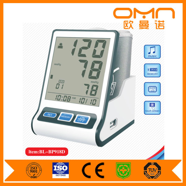 2014 Professional welby blood pressure monitor arm type best medical equipment free blood pressure meter