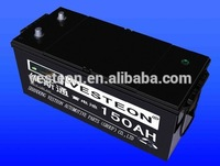 > 150AH Capacity and 12V Voltage Batteries truck battery
