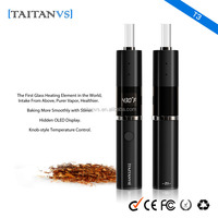 Alibaba Innovative Products Big Dry herb E vaporizer Taitanvs T3 E-cigarette Manufactory Electric Cigarette Mechanical Mod