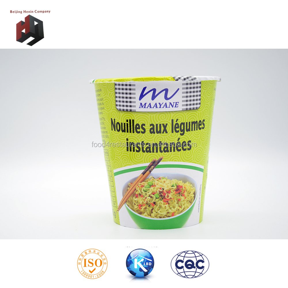 kosher chinese made cup/bag instant noodle