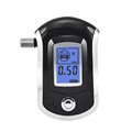 Professional AT6000 High Accurtae Alcohol Breath Tester 4 Unit Change Display