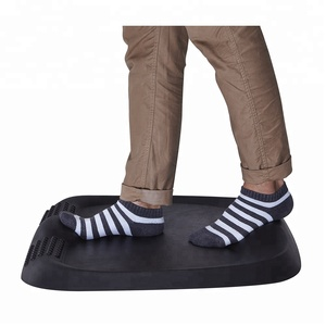 Healthy Ergonomic foot rest , Adjustable footrest , New design ergonomic desk foot rest mat