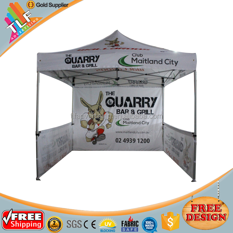 Heavy Duty Aluminum Outdoor 10x10 Canopy For Sale