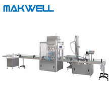 Trade Assurance Supplier Low Price Liquid Food filling machine