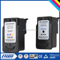New Design Refilled Ink Cartridge for Canon 510 Suitable for Canon Pixma IP2700 MP240 MP280 with Premium Ink