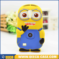 Wholesale despicable me 3d cute case for samsung galaxy s4 mini