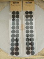5/8''mm Wholesale Good Quality Hook and Loop Adhesive Dots