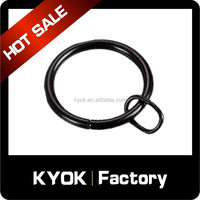 Drapery houseware accessories grommet plastic square curtain rings,Beautiful curtain accessories plastice rings curtain eyelet