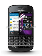 For Blackberry Q10 high clear PET screen protector
