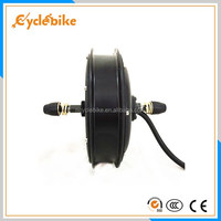 CE 72V 3000W brushless high torque big power hub wheel motor