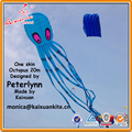 20m giant octopus kite designed by Peter lynn