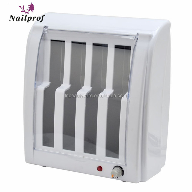 Nailprof Salon Roller Waxing /Hot Cartridge Hair Removal Warmer /Depilatory Roll On Wax Heater