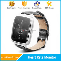 Heart rate monitor Bluetooth iOS Android Watch
