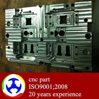 CNC Parts High Quality Aluminium Machining