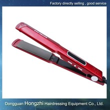 Newest Professional Hair Straighteners and Curling Iron Titanium Flat Iron