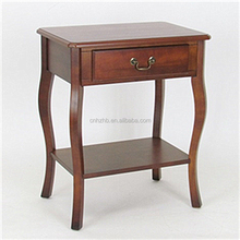 High quality wooden wood sofa console tables wooden antique console table corner table for bedroom
